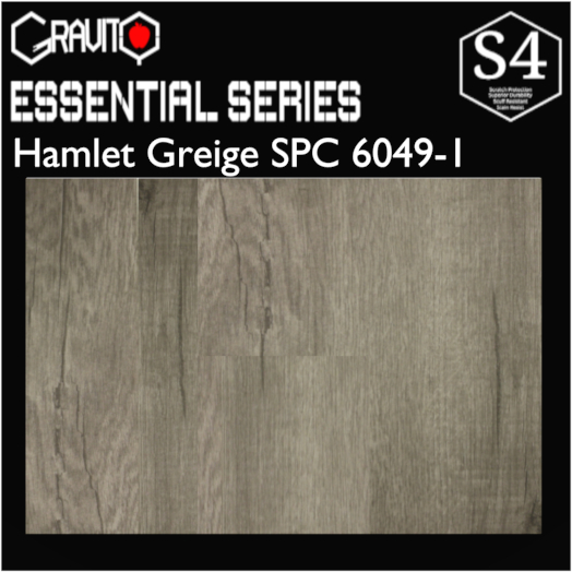 Purchase Gravity Hamlet Greige SPC 6049-1