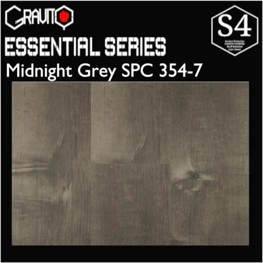 Gravity Midnight Grey SPC 354-7