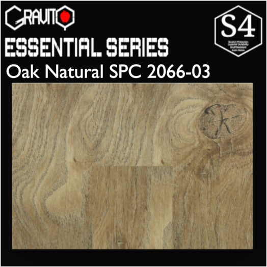 Gravity Oak Natural SPC 2066-03