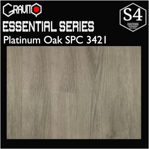 Gravity Platinum Oak SPC 3421