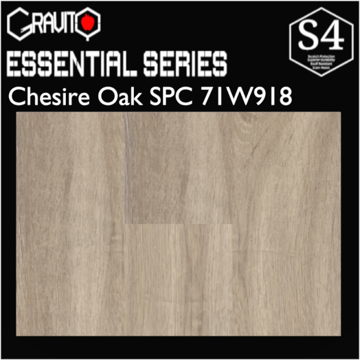 Gravity Chesire Oak SPC 71W918